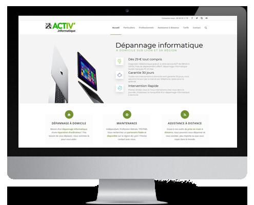 Dépannage Informatique Lyon